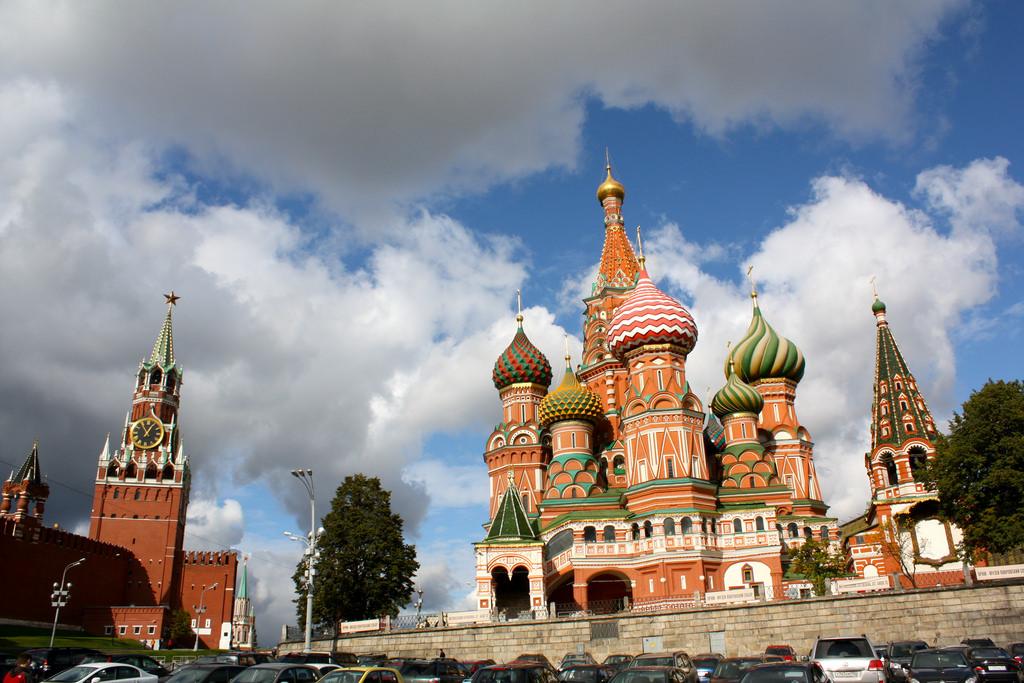 ทัวร์รัสเซีย 8 วัน